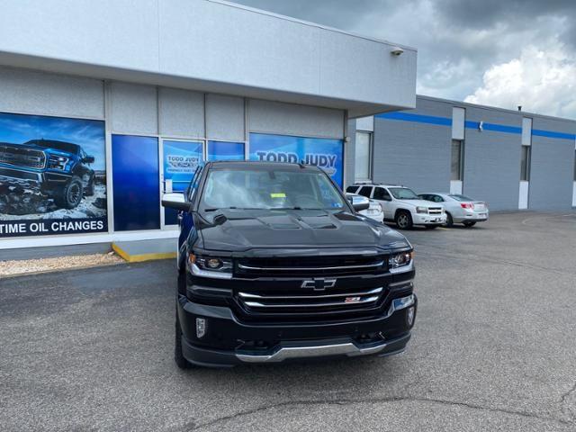 2018 Chevrolet Silverado 1500 4WD Crew Cab 143.5 LTZ w/2LZ