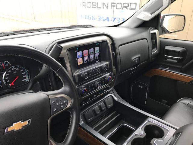 2018 Chevrolet Silverado 1500 High Country