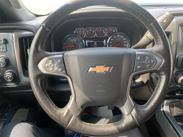 2018 Chevrolet Silverado 2500HD LTZ  Duramax Diesel