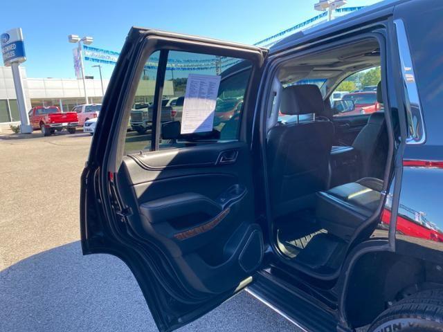 2018 Chevrolet Tahoe 4WD 4dr Premier