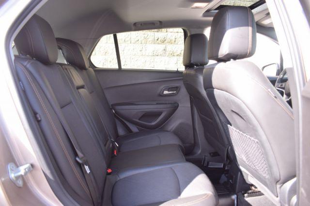 2018 Chevrolet Trax LT    AWD   SUNROOF   APPLY CARPLAY  
