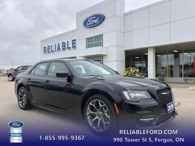 2018 Chrysler 300 300S  - $180 B/W