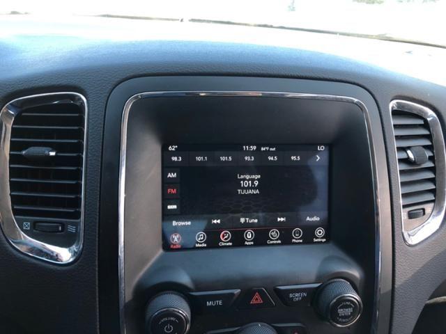 2018 Dodge Durango SXT RWD