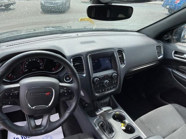 2018 Dodge Durango SXT AWD