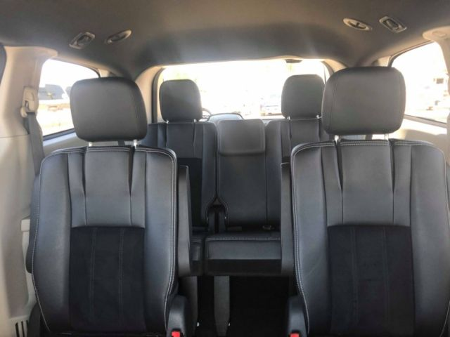 2018 Dodge Grand Caravan SXT PLUS