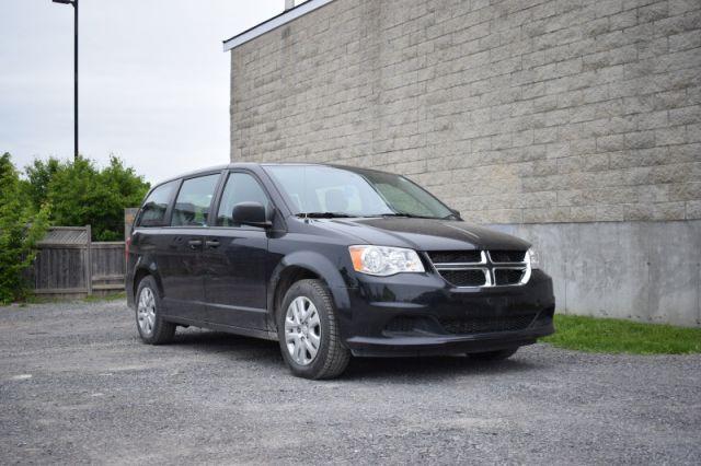 2018 Dodge Grand Caravan Canada Value Package  - $125 B/W