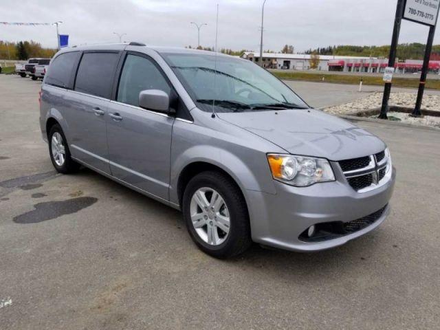 2018 Dodge Grand Caravan Crew  - Aluminum Wheels - $235.92 B/W