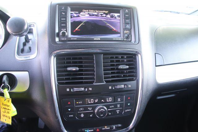 2018 Dodge GRAND CARAVAN CARAVAN Passenger Van GT