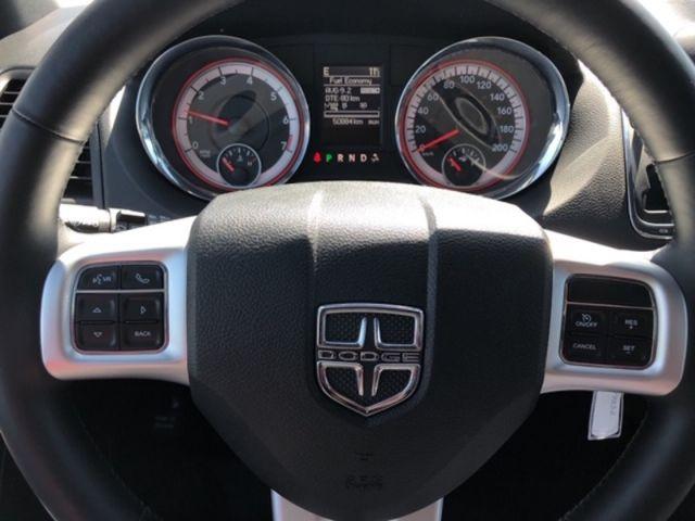 2018 Dodge Grand Caravan GT/ Previous Daily Rental   - $170 B/W