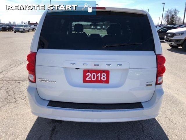 2018 Dodge Grand Caravan GT/ Previous Daily Rental   - $163 B/W