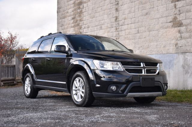 2018 Dodge Journey SXT  | DUAL CLIMATE | CD PLAYER |