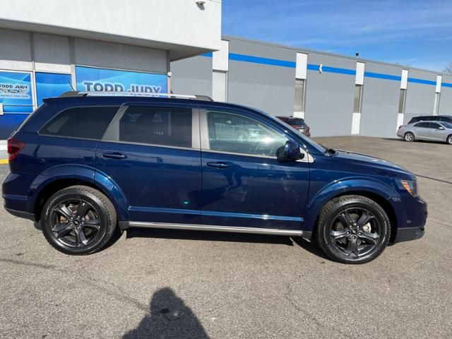 2018 Dodge Journey Crossroad FWD
