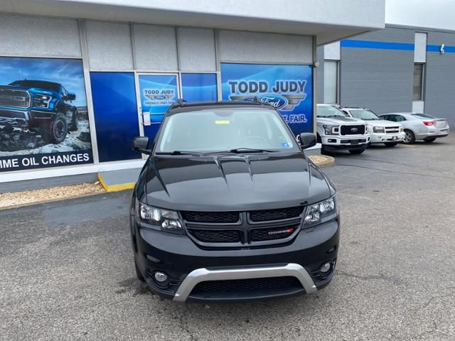 2018 Dodge Journey Crossroad FWD