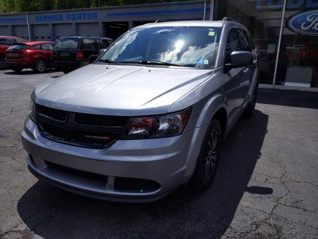 2018 Dodge Journey SE AWD