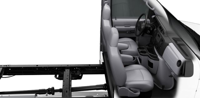 2018 Ford Econoline Cutaway Fourgonnette tronquée E-450 RAJ