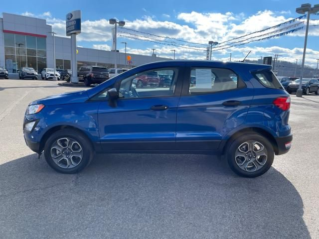 2018 Ford EcoSport S FWD