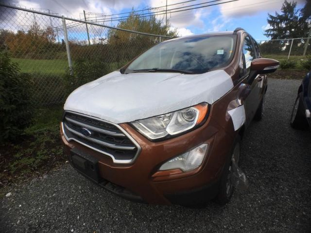 2018 Ford Ecosport Se Canyon Ridge 1 0l Ecoboost Engine With Auto