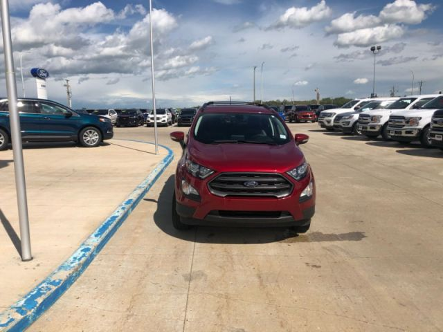 2018 Ford EcoSport SES AWD  - Certified - Low Mileage