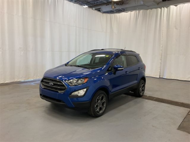 2018 Ford EcoSport SES AWD  |ALBERTA'S #1 PREMIUM PRE-OWNED SELECTION