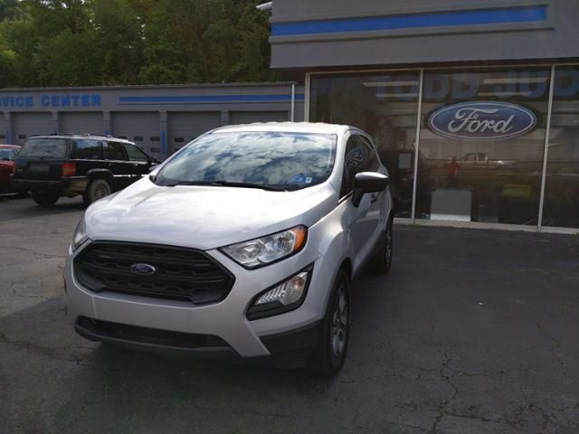 2018 Ford EcoSport S 4WD