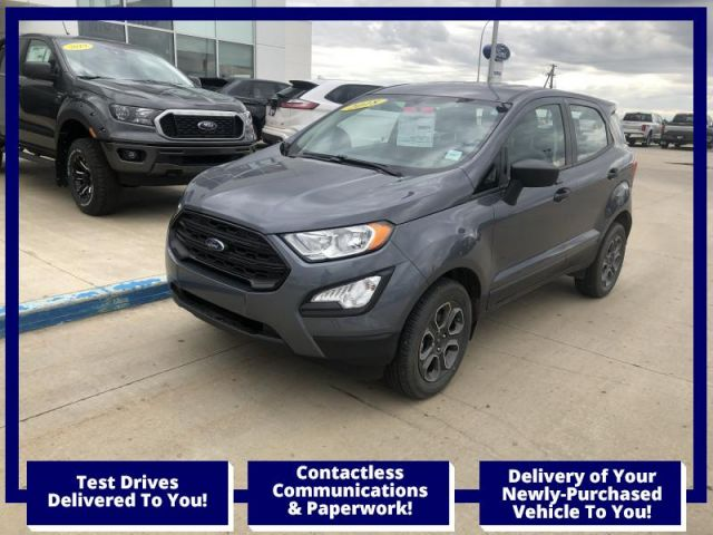 2018 Ford EcoSport S AWD  - Low Mileage