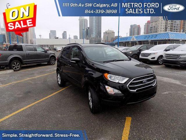2018 Ford EcoSport SE AWD