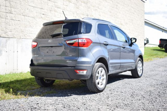 2018 Ford EcoSport SE AWD  - Bluetooth - Low Mileage