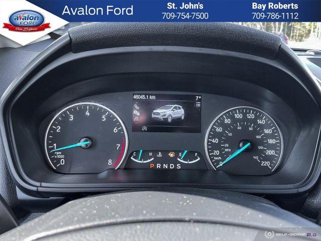 2018 Ford Ecosport SE 4WD