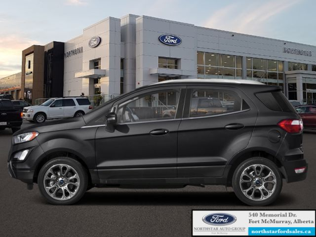 2018 Ford EcoSport SE AWD  |ASK ABOUT NO PAYMENTS FOR 120 DAYS OAC