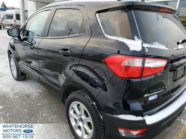 2018 Ford EcoSport SE AWD  - $134 B/W