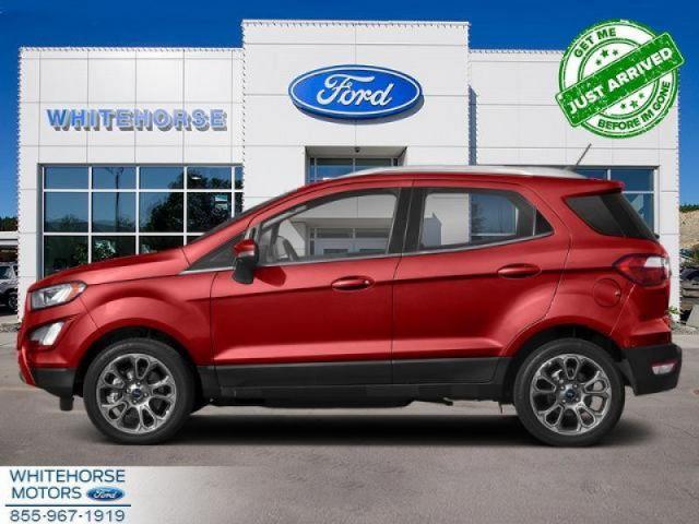2018 Ford EcoSport SE AWD  - Bluetooth - $134 B/W