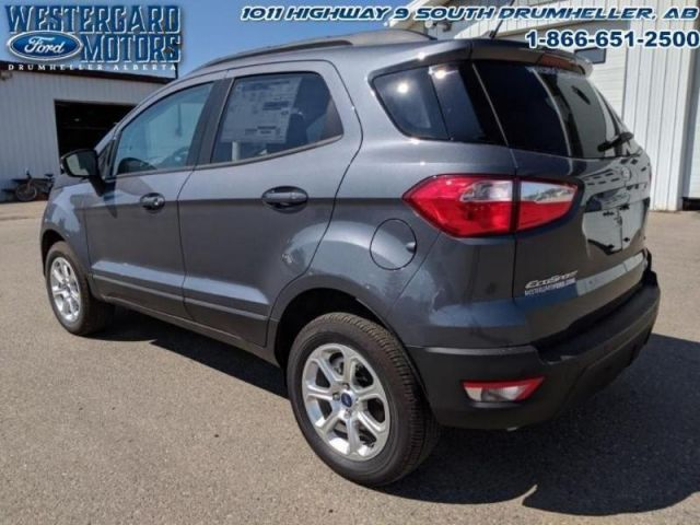 2018 Ford EcoSport SE Smoke, 2 0L Ti-VCT I-4 Engine with