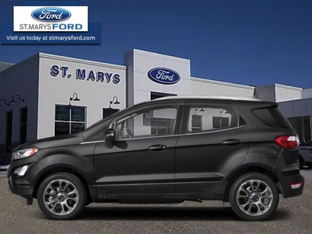 2018 Ford EcoSport SE AWD  - Bluetooth - $155 B/W