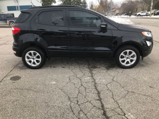 2018 Ford EcoSport SE AWD  - Bluetooth - $176 B/W