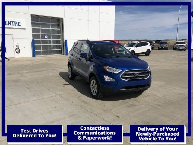 2018 Ford EcoSport SE AWD  - Low Mileage