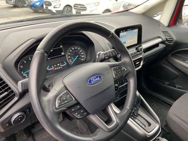 2018 Ford EcoSport SE AWD  - Alloy Wheels - $133 B/W