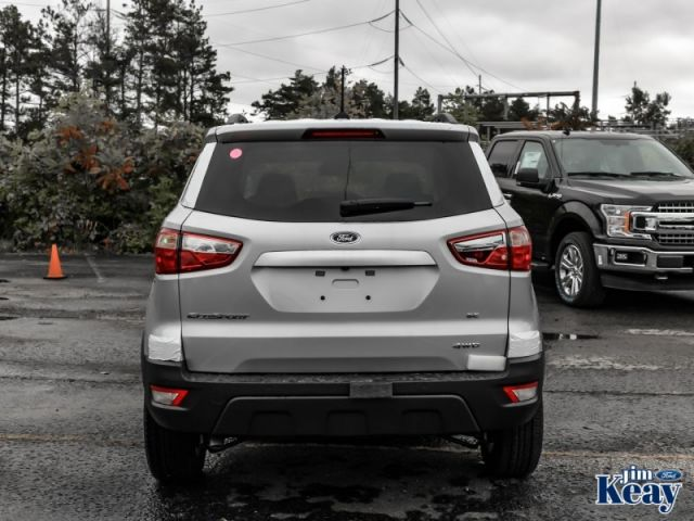 2018 Ford EcoSport SE AWD  - Bluetooth