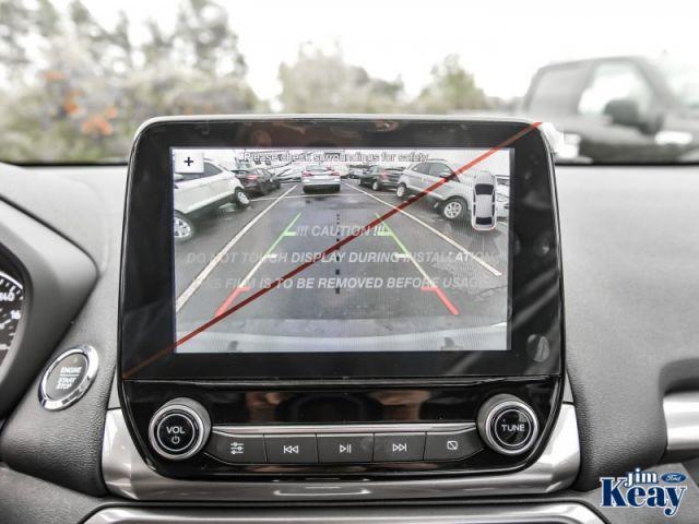 2018 Ford EcoSport SE AWD  Demo - Bluetooth