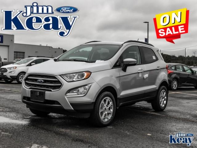 2018 Ford EcoSport SE AWD  Demo - Bluetooth