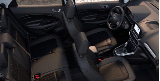2018 ford ecosport se noir ombre moteur i 4 ti vct de 2 0 l avec technologie de d marrage arr t. Black Bedroom Furniture Sets. Home Design Ideas