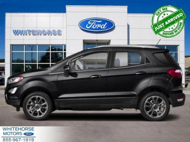 2018 Ford EcoSport Titanium AWD  - Navigation - $155 B/W
