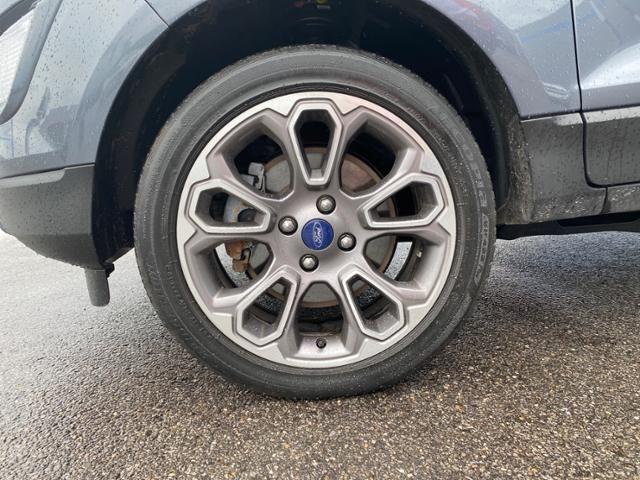 2018 Ford EcoSport Titanium 4WD