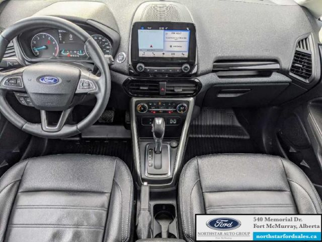 2018 Ford EcoSport Titanium AWD  |CERTIFIED PRE-OWNED