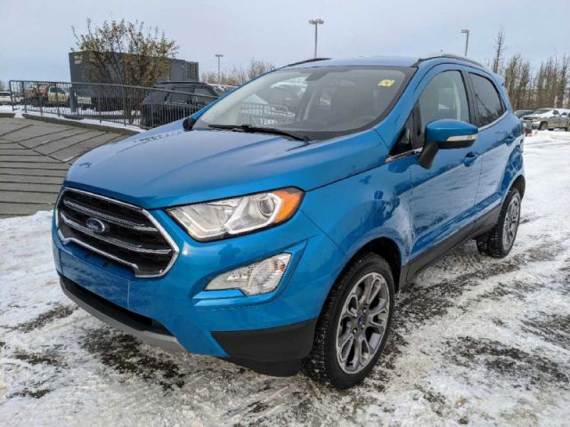 2018 Ford EcoSport Titanium AWD  |UP TO $10,000 CASH BACK O.A.C