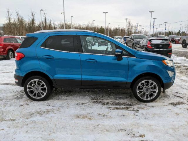 2018 Ford EcoSport Titanium AWD  |2 YEARS / 40,000KMS EXTENDED POWERTRAIN WARRANTY
