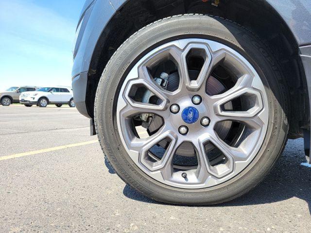 2018 Ford EcoSport Titanium AWD  $99 / WK