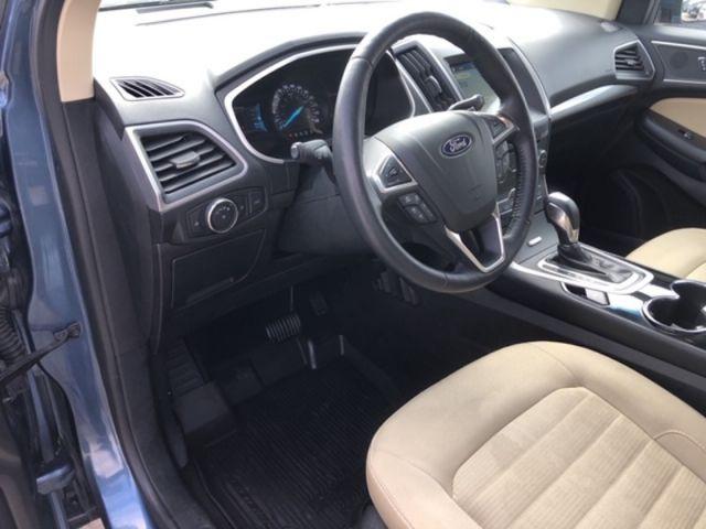 2018 Ford Edge SEL  -  - Air - Tilt - $163 B/W