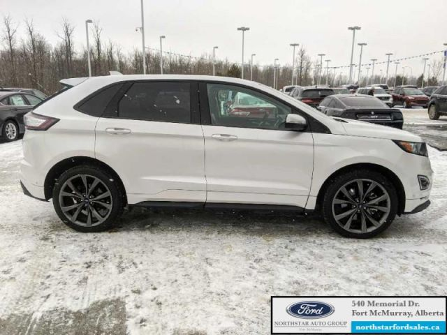 2018 Ford Edge Sport  |2.7L|Rem Start|Nav|Panoramic Roof|Low Mileage