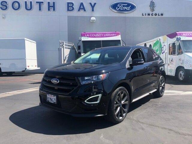 2018 Ford Edge Sport AWD