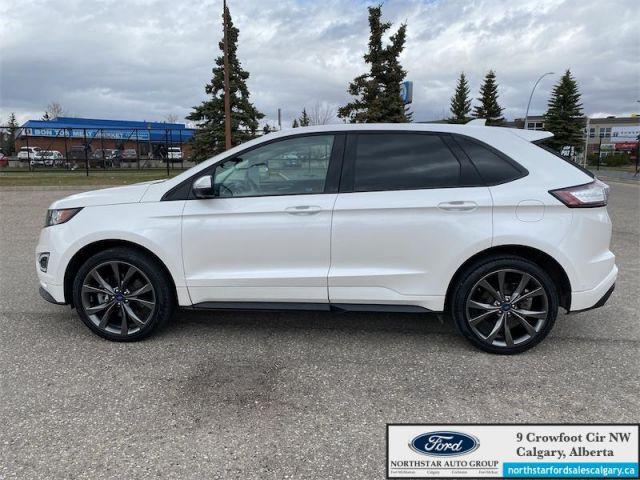 2018 Ford Edge Sport  |SPORT| MOONROOF| NAV| ADAPTIVE CRUISE| - $251 B/W
